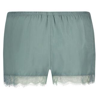 Pyjama short Doutzen, Groen