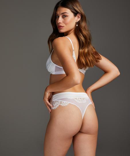 Bralette Hannako, Wit
