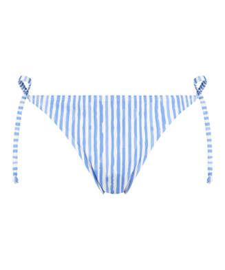 String bikinibroekje Julia, Blauw