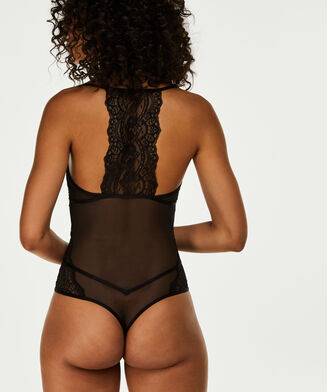 Body Niobe, Zwart