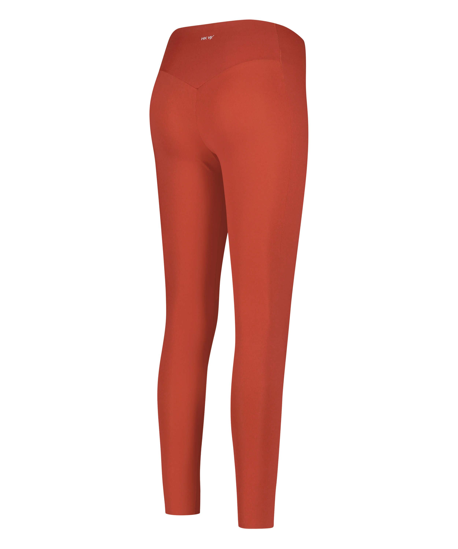 HKMX Legging taille haute Make Me Zen , Rouge, main
