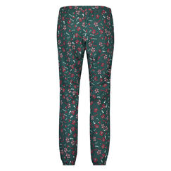 Pantalon de yjama Holidays, Vert