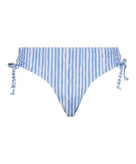 Bas de bikini Rio Julia, Bleu