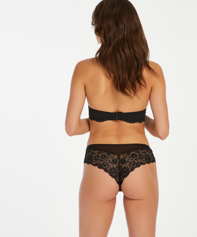 Brazilian short Mia, Zwart, main