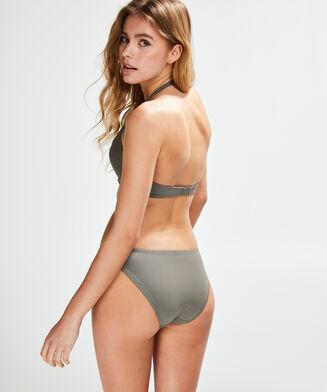 Voorgevormde push-up bikinitop Sunset Dream, Groen