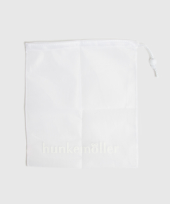 Filet lingerie cordon, Blanc