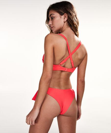 Brazilian bikinibroekje Sunset Dream, Rood