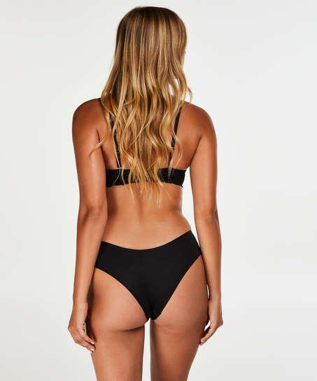 2-pack brazilians Angie, Zwart
