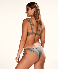Brazilian bikinibroekje Sunset Dream, Groen