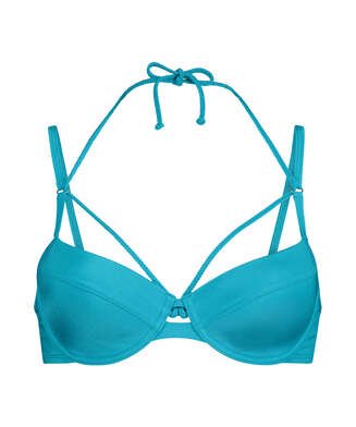 Bikinitop Celine, Blauw