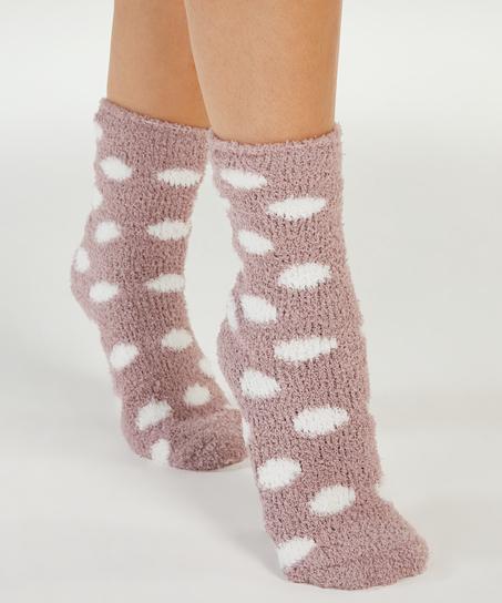 2 paar sokken, Blauw