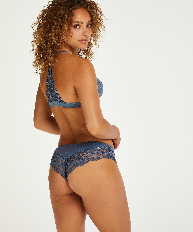 Brazilian Katoen, Blauw, main