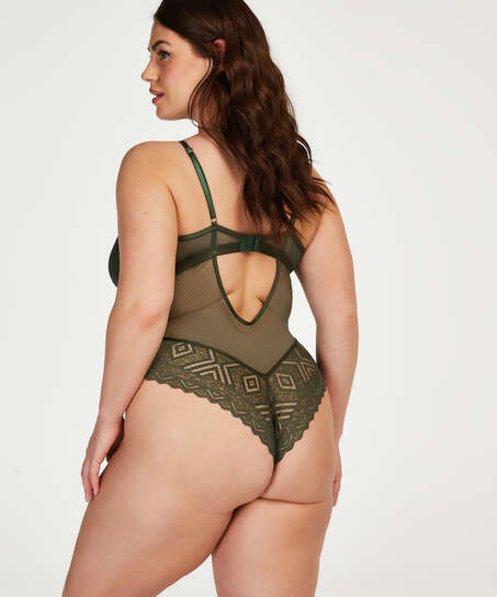 Body Jerrine I AM Danielle, Vert