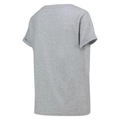 HKMX Sportshirt met korte mouwen, Grijs