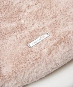 Trousse de maquillage Fake fur, Rose