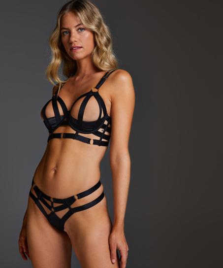 String Athena, Noir
