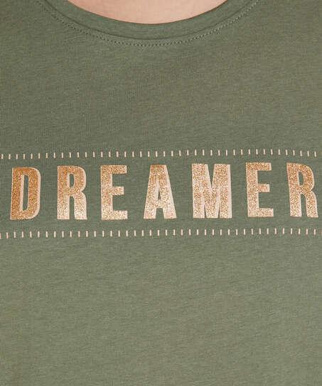 Chemise de nuit Dreamer, Vert