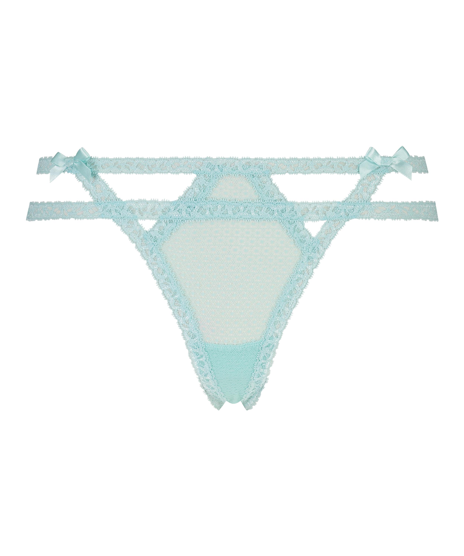 String Itzel, Blauw, main