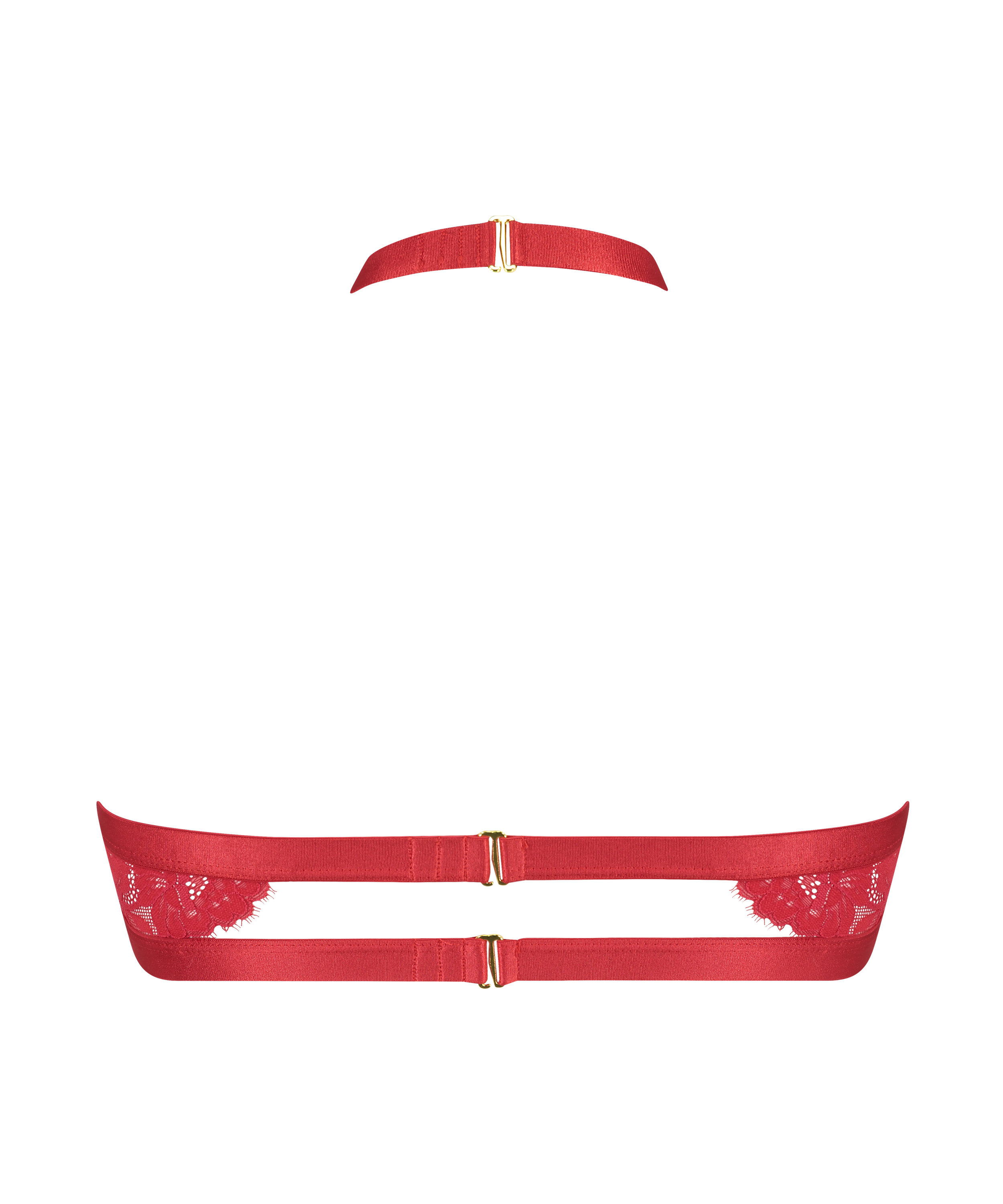 Brassière Tenessee, Rouge, main