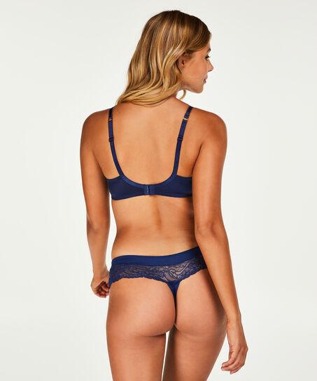 Boxerstring Sophie, Blauw