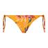 Bas de bikini brésilien coquin Orchid, Jaune