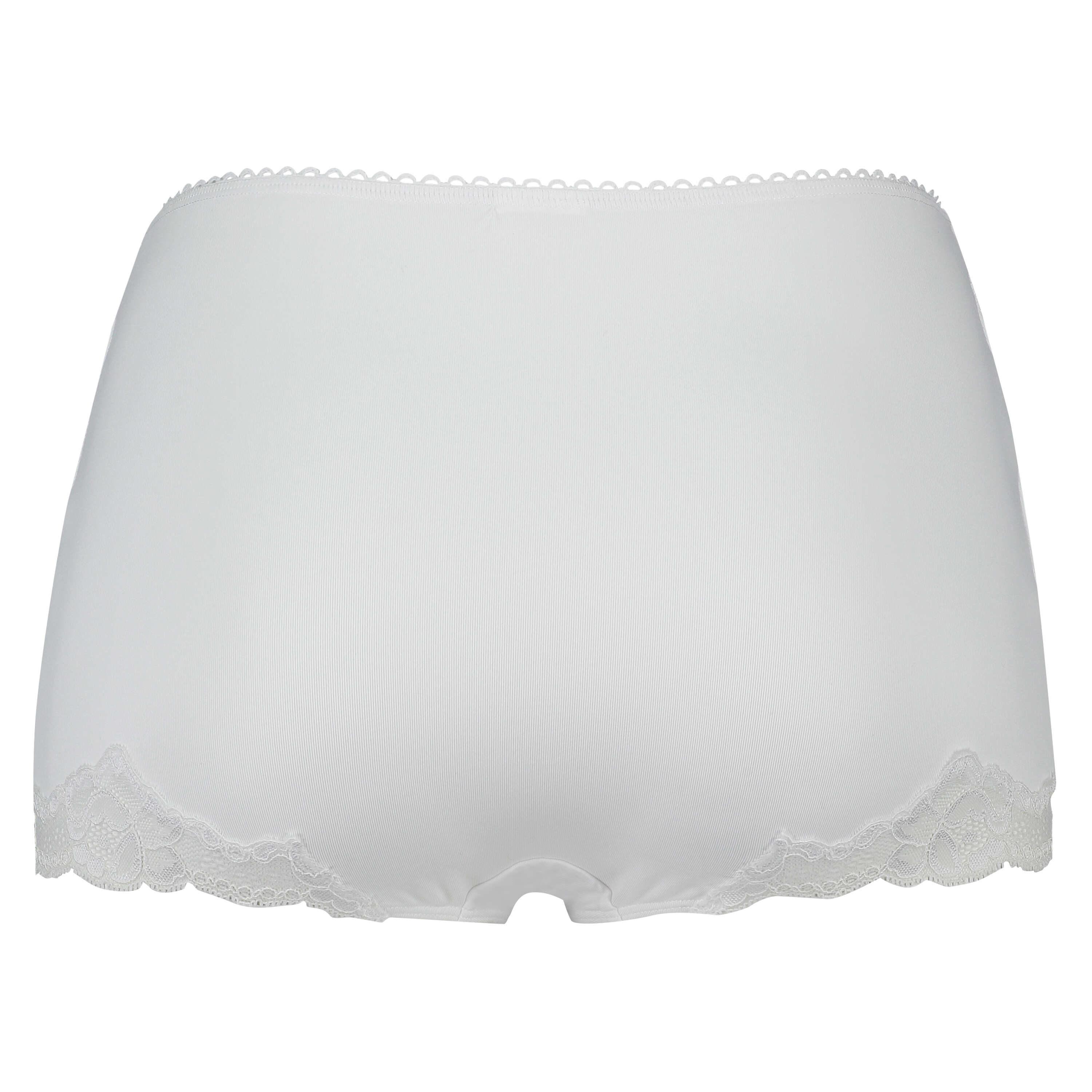 Boxer Secret lace, Blanc, main