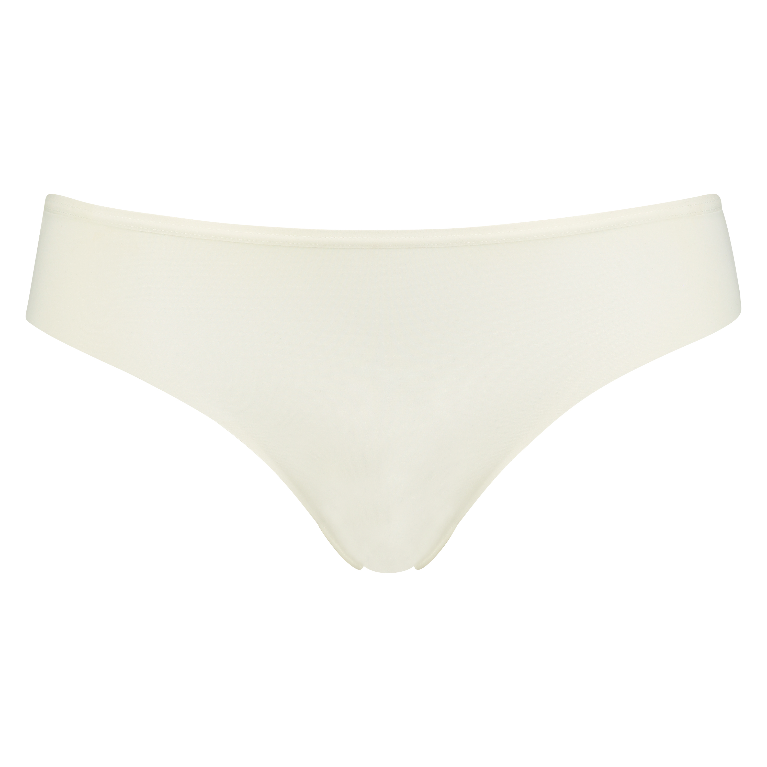 Invisible Brazilian Lace Back, Wit, main