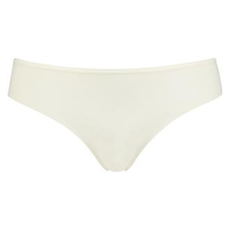 Invisible Brazilian Lace Back, Wit