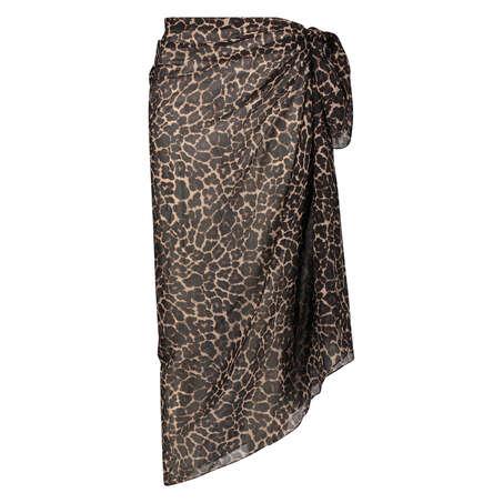 Paréo leopard, Noir