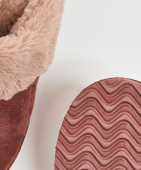 Pantoffels , Roze