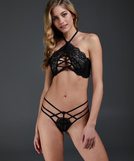 String Eve, Noir