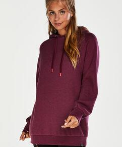 HKMX Sweater jurk, Paars