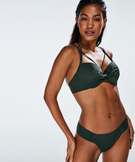 Haut de bikini à armatures préformé Sunset Dream, Vert