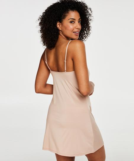 Fond de robe lissant - Level 1, Beige