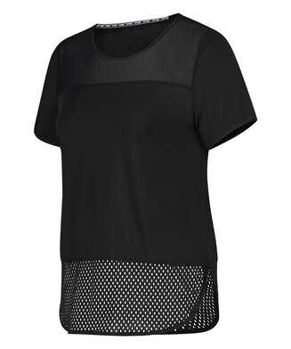 HKMX T-shirt Performance, Zwart