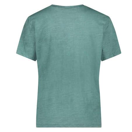 Haut de pyjama à manches courtes, Vert
