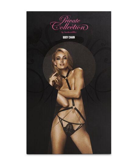 Body Chain Private, Noir