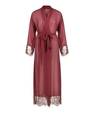 Kimono Chiffon Rebecca Mir, Rood