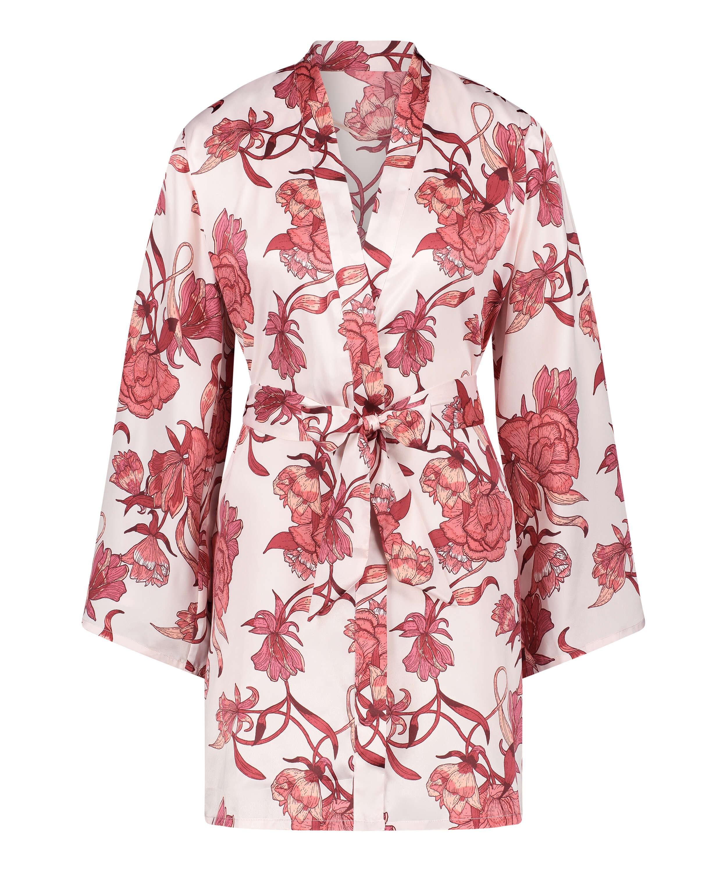 Kimono Zinnia, Rose, main