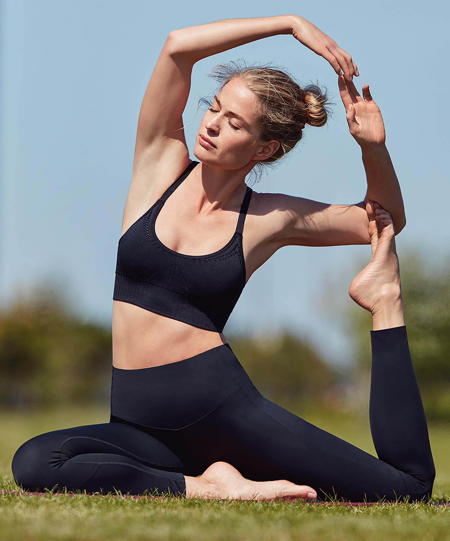 HKMX Make Me Zen High Waisted Legging , Zwart, main