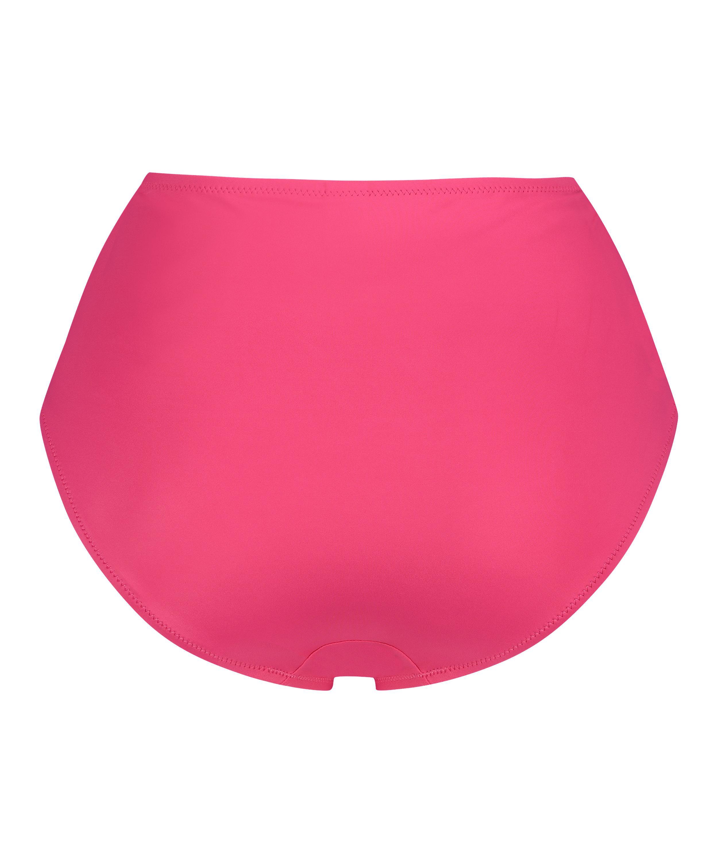 Hoog rio bikinibroekje Luxe, Roze, main