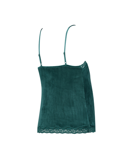 Camisole Velours Maternity, Gris