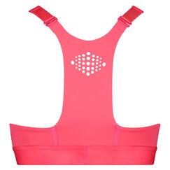 HKMX sport bh The Yoga Crop level 2, Roze