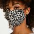 Masque Coton, Brun