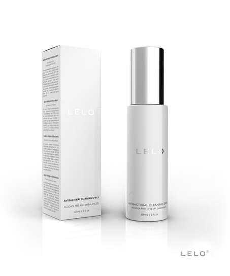 LELO Premium Cleaning Spray 60 ML, Noir