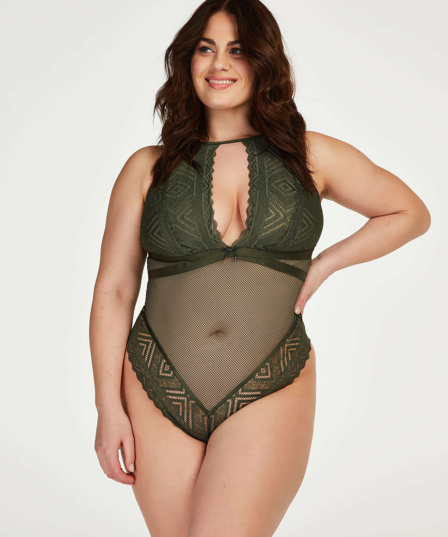 Body Jerrine I AM Danielle, Vert, main