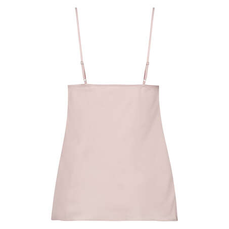 Cami top Satin Bow, Roze