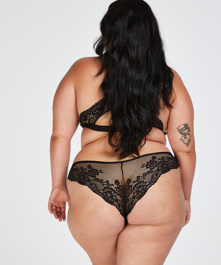 Brazilian Bianca, Zwart