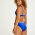 Bas de bikini Rio Luxe, Bleu