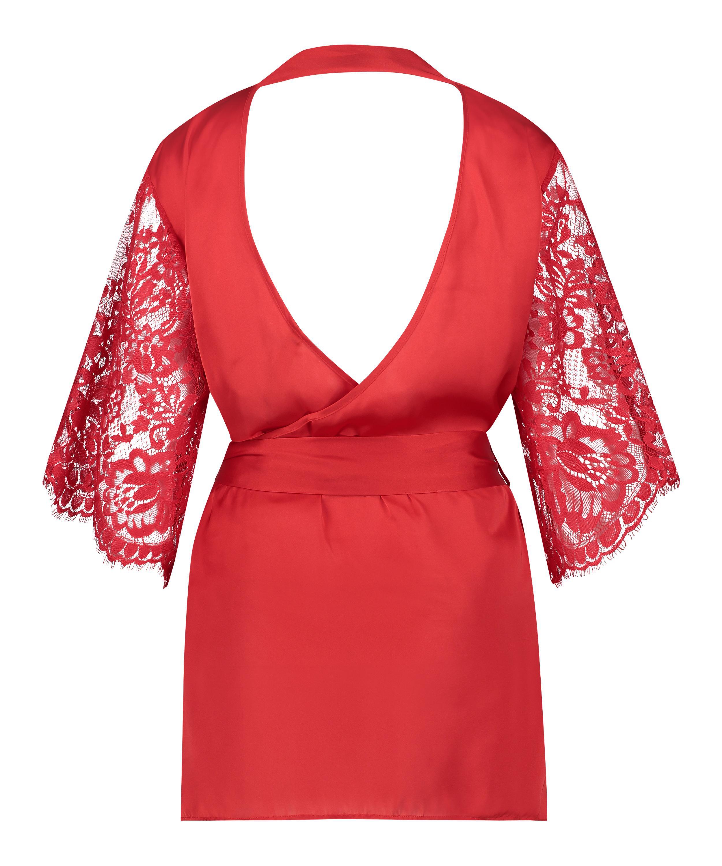 Kimono Jennifer, Rood, main